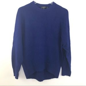 NWT Theory Crewneck Cashmere Pullover Sweatshirt